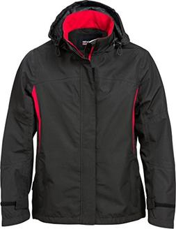 Acode 111833 Shell Rain Jacket Black S