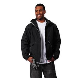 Galeton 12257-XXL-BK 12257 Repel Rainwear Rain Jacket with R