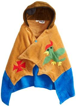 Kidorable Boys 2-7 Pirate Towel, Brown, Medium