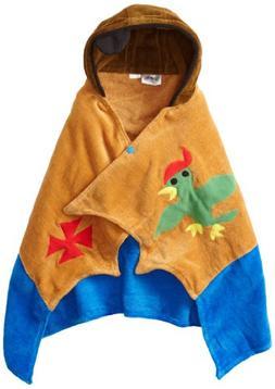 Kidorable Boys 2-7 Pirate Towel, Brown, Medium