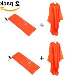 5 Pack Outdoor Camping Hiking Backpack Tarp Rain Cover Rainc