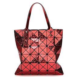 66 Newest Tote Bags Geometry Drip Style Women Geometry Bao T