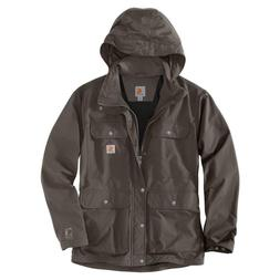 Carhartt Men's Utility Coat, Tarmac, Large
