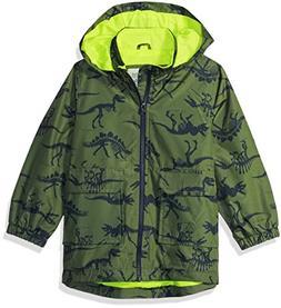 Carter's Little Boys' His Favorite Rainslicker Rain Jacket,