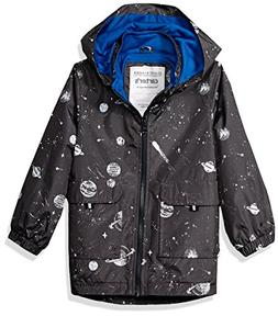 Carter's Toddler Boys' His Favorite Rainslicker Rain Jacket,