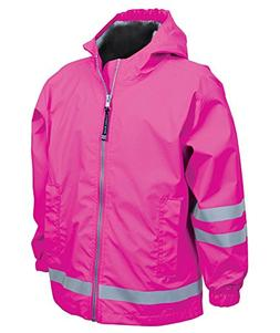 Charles River Apparel Children's New Englander Rain Jacket