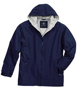 Charles River Apparel Enterprise Jacket, Navy, Small