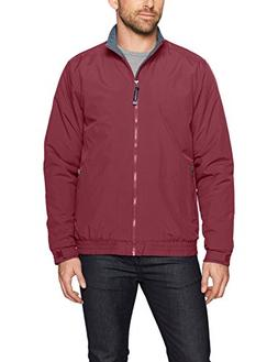 Charles River Apparel Men's Navigator Jacket , Maroon, S