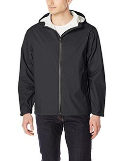 Charles River Apparel Men's Watertown Jacket, Black, Medium