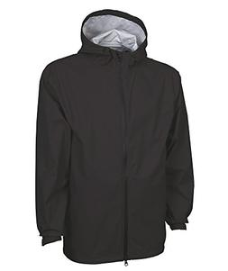 Charles River Apparel Men's Watertown Jacket, Black, X-Large