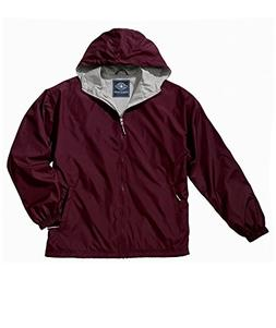 Charles River Portsmouth Jacket, Maroon, X-Large
