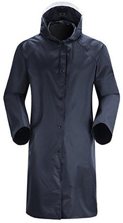 Cheering Long Rain Coat Windbreaker Rain Jacket Mens XX-Larg