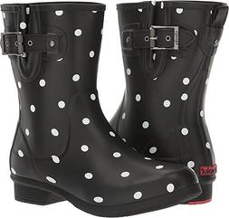 Chooka Women's Waterproof Mid-Height Printed Memory Foam Rai
