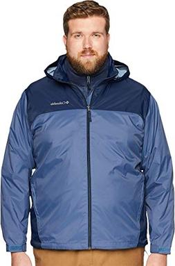 Columbia Men's Big & Tall Glennaker Lake Packable Rain Jacke
