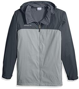 Columbia Men's Big and Tall Glennaker Lake Lined Rain Jacket