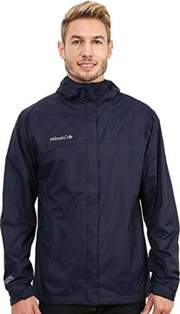 Columbia Men's Watertight II Front-Zip Hooded Rain Jacket,Co