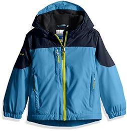 Columbia Toddler Boys' Ethan Pond Jacket, Peninsula, Collegi