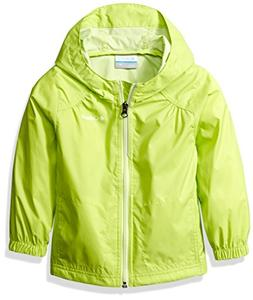 52cc5eb0c Columbia Toddler Girls' Switchback Rain Jacket, Spring Yello