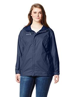 Columbia Women's Plus Size Big Arcadia II Jacket Navy, 3X
