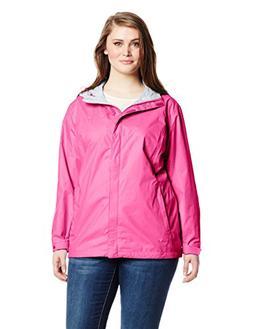 Columbia Women's Plus Size Big Arcadia II Jacket, Wild Geran