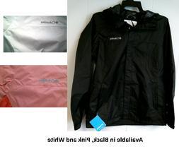Columbia Women's Rain Jacket Windbreaker - Choose Color & Si