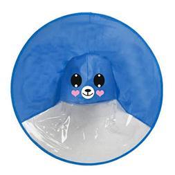 Dream_mimi Cute Novelty Saucer Bear Raincoat UFO Children Um