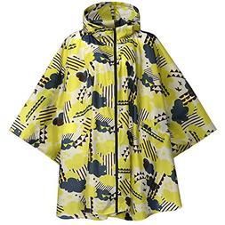 Fancyqube Women's Waterproof Rain Coat Lightweight Zipper Ou