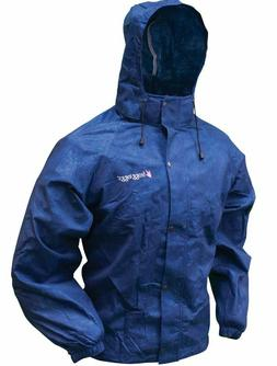 Frogg Toggs All Purpose Jacket, Women's, Royal Blue, Size La
