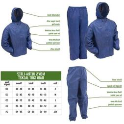 Frogg Toggs Ultra-Lite2 Waterproof Breathable Rain Suit, Wom