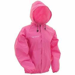 Frogg Toggs Ultra-Lite 2 Rain Jacket, Women's, Pink, Size X-