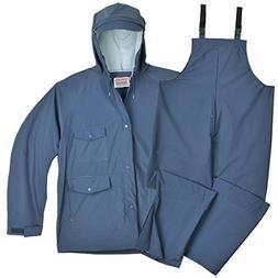 Gempler's Premium Quality Rain Jacket and Bib Overalls Water