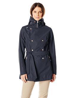 Helly Hansen Women's Welsey Trench Coat Waterproof Windproof