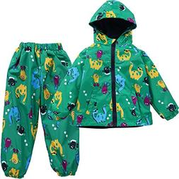 cd78e9d69e13 Baby Boys  Rain Wear Rain Coat
