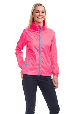 Mac in a Sac Unisex Neon Waterproof Packable Jacket XXS Neon
