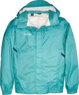 Marmot Kids Girl's Girl's PreCip Jacket  Patina Green Large