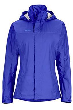 Marmot PreCip Women's Lightweight Waterproof Rain Jacket, Ge