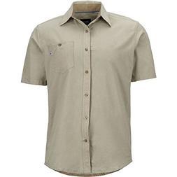 Marmot Windshear Shirt - Men's Light Khaki, XL