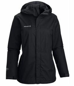 New $90 Columbia womens Arcadia waterproof breathable rain j