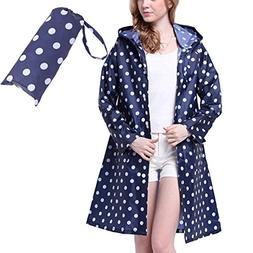 Old Tjikko Rain Coat,Waterproof Raincoat,Portable Rain Ponch