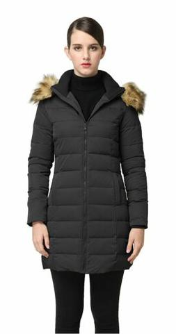 Orolay Women's Thickened Down Jacket Winter Coat YRF8003Q