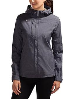 Paradox Women's Platinum Waterproof Rain Jacket