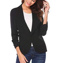 Pervobs Coat&Jacket, Clearance! Fashion Women Elegant Slim S