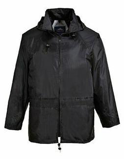 Portwest Basic Cheap Waterproof Rain Jacket - S440