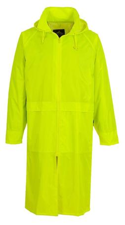 Portwest S438 Classic UNISEX Adults Long Waterproof Rain Coa