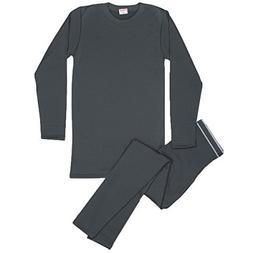 Rocky Men's Thermal Fleece Lined Long John Underwear 2pc Set