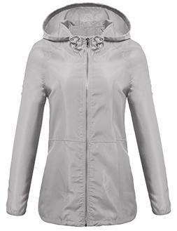 SummerRio Women's Lightweight Hooded Active Outdoor Jacket W