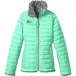The North Face Kids Girl's Reversible Mossbud Swirl Jacket