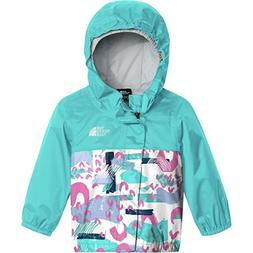 The North Face Infant Tailout Rain Jacket Blue Curacao - 24M