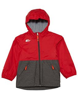 The North Face Kids Baby Boy's Warm Storm Jacket  TNF Red  2