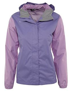 The North Face Kids Girl's Resolve Reflective Jacket  Paisle